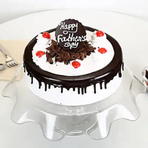 Blackforest Father Day cake